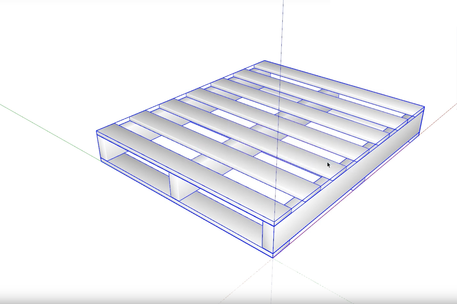 Streamings de modelado 3D con SketchUp