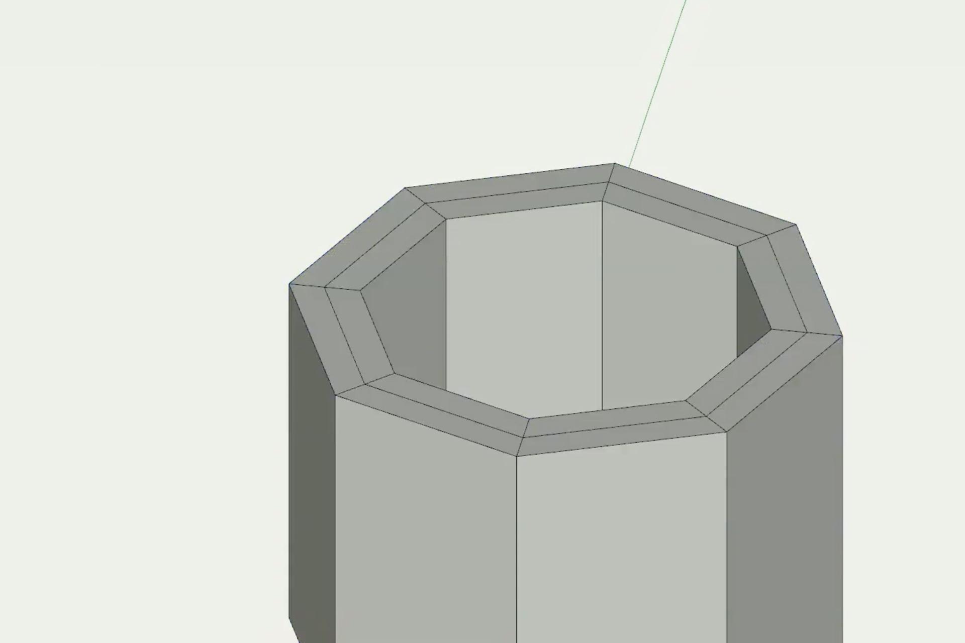 Sketchup Quads #01: El Concepto es el Concepto