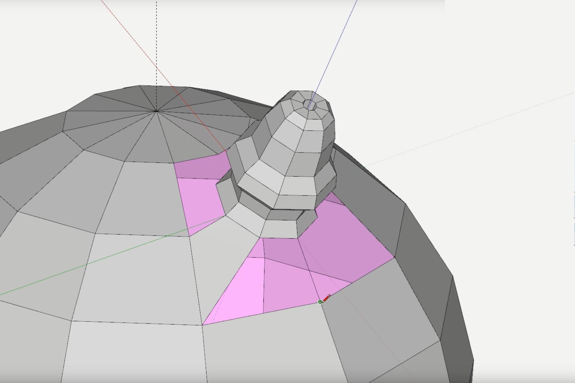 Sketchup Quads #02: La Fabulosa Herramienta Sígueme