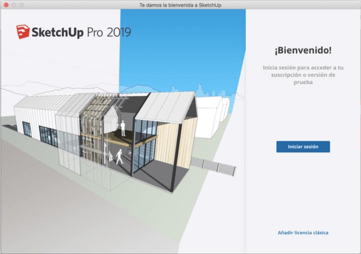 Instalación de Sketchup en Mac OSX