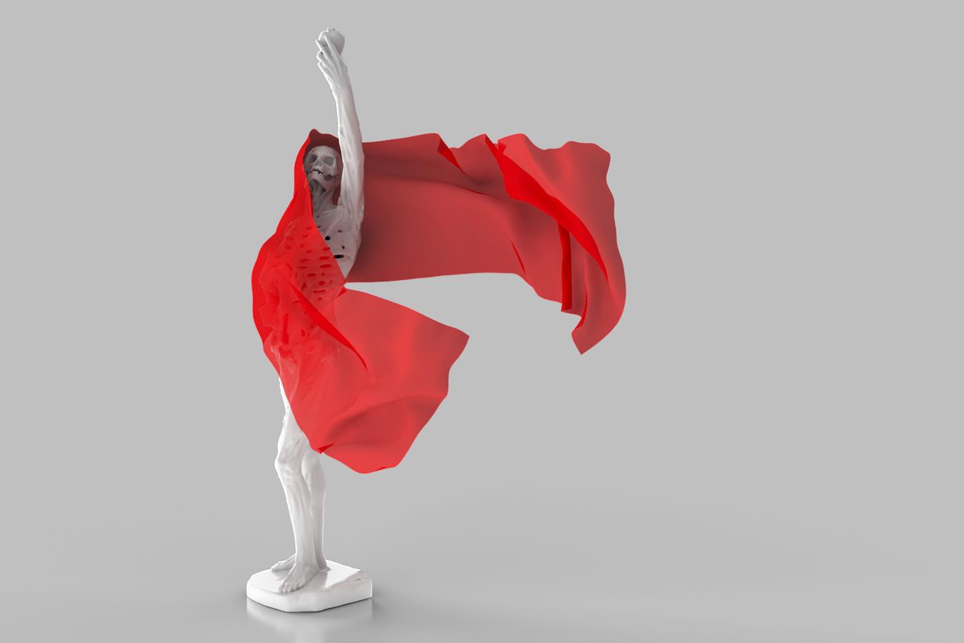 Simulación Física de Tejidos con Clothworks
