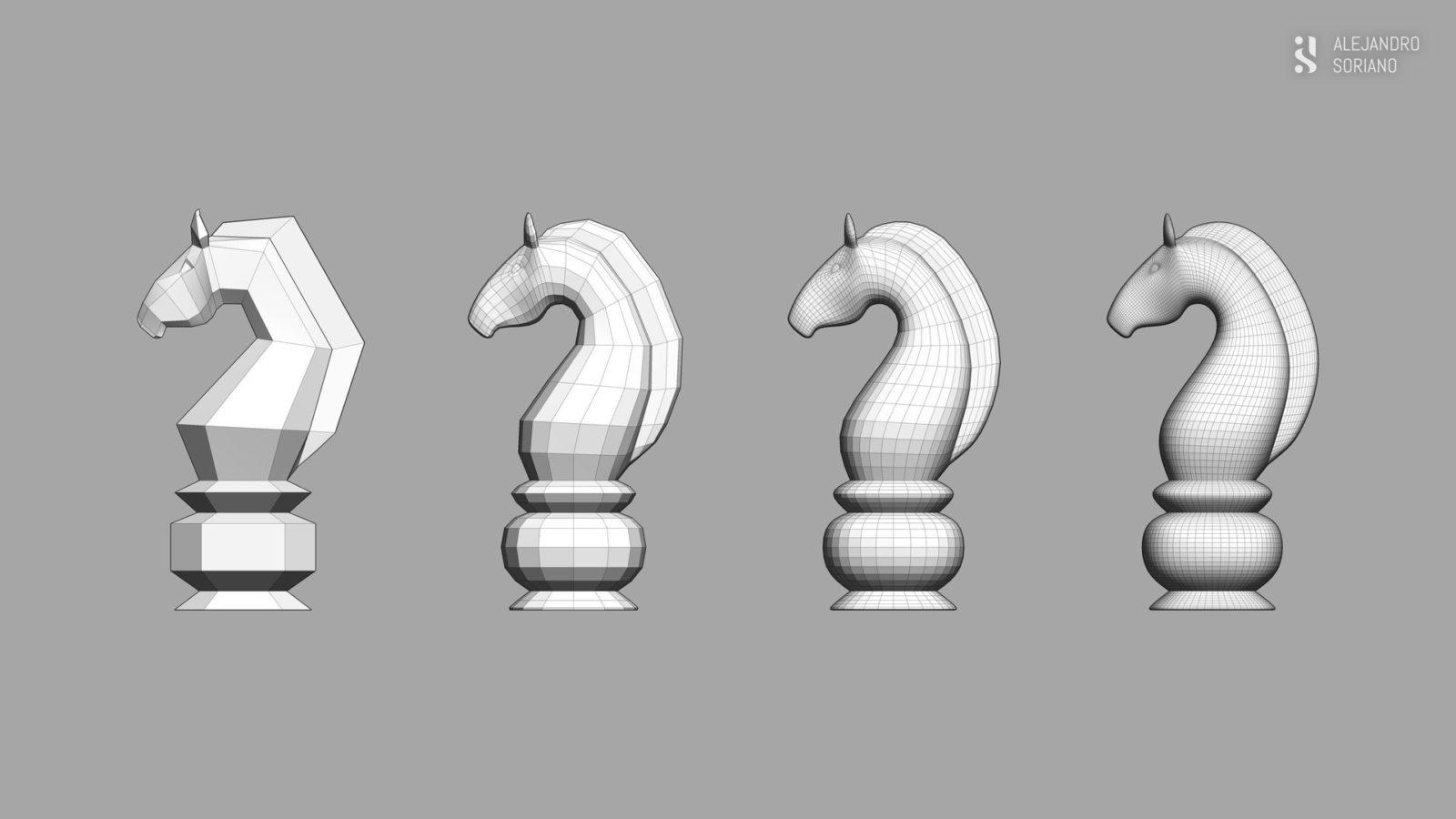 Sketchup Quads 01, el Concepto es el Concepto