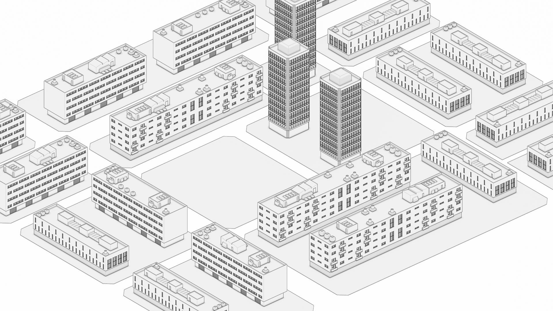 Sketchup Workflow #03: Entorno Urbano