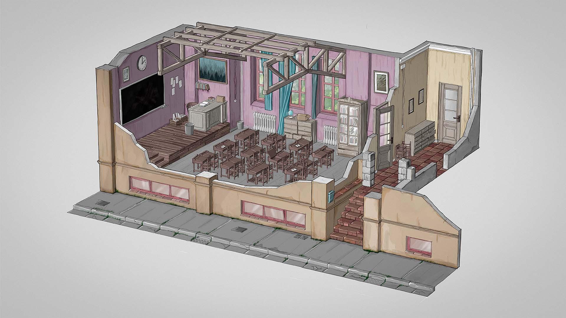 Ye Old Classroom · Agosto 2021